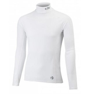Gill Gill Junior UV Long Sleeve Rash Vest White
