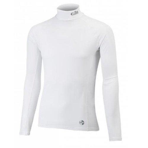 Gill Gill Junior UV Rash Vest Long Sleeve White
