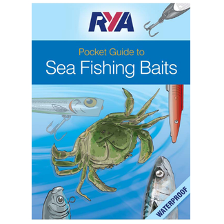 RYA G91 RYA Pocket Guide to Sea Fishing Baits