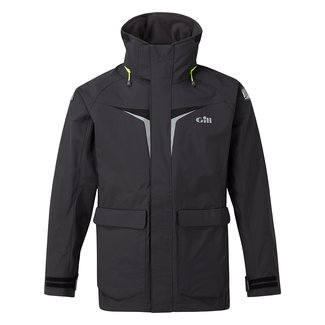 Gill Gill OS3 2020 Coastal Mens Jacket Graphite