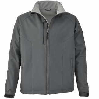 Main Deck Maindeck Softshell Jacket Carbon