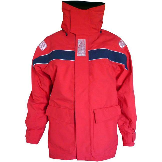 Main Deck Maindeck Coastal Jacket Red