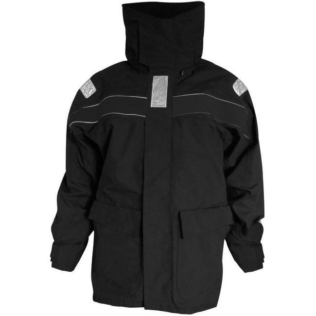 Maindeck Coastal Jacket Black