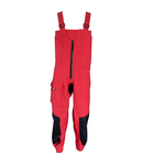 Main Deck Maindeck Coastal Salopettes Trousers Red