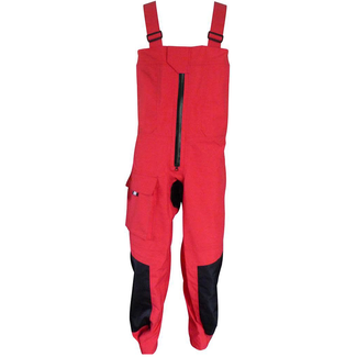Main Deck Maindeck Coastal Salopettes Trousers Red