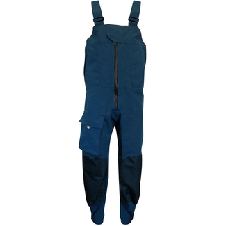 Main Deck Maindeck Coastal Salopettes Trousers Navy