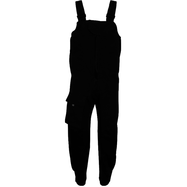 Maindeck Coastal Salopettes Trousers Black