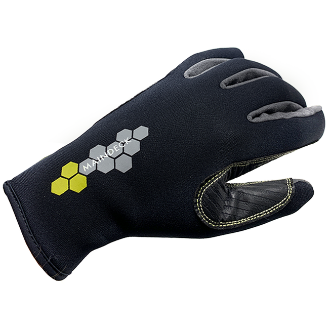 Main Deck Maindeck Elite Neoprene Finger Gloves