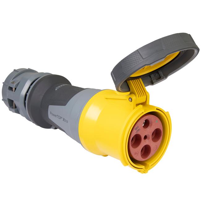 Marinco Connector For Plug 100A 125/250V