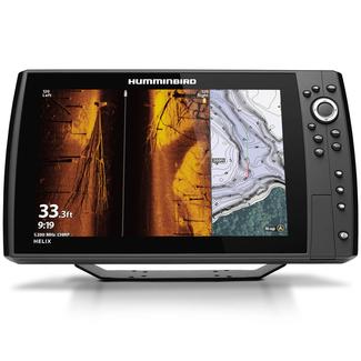 Humminbird Helix CHIRP MSI+ GPS G3N Fishfinder