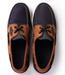 Dubarry Cannes Womens Deck Shoes Denim/Tan 2020 (Size 5)