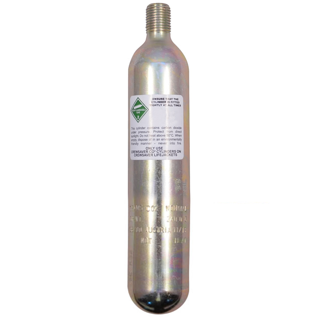 Crewsaver Manual Replacement CO2 Rearming Cylinder