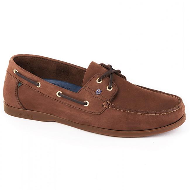 Dubarry Port Mens Deck Shoes Cafe 2021