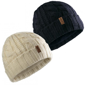 Gill Gill Cable Knit Beanie Hat