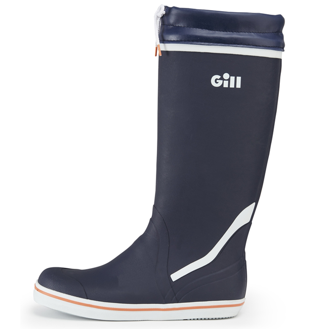 Gill Tall Yachting Sailing Boots Dark Blue