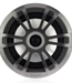 """Fusion EL Series 6.5"""" 80W Shallow Mount Marine Speakers with LEDs"""