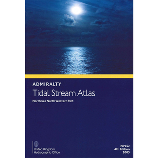 Admiralty Tidal Stream Atlas North Sea Western Part