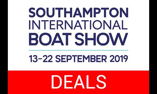 Southampton Boat Show Deals