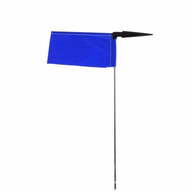 Allen Racing Flag Short AL-0168 Blue