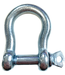 Galvanised Bow Shackle (5-22mm)