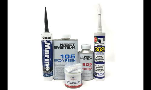 Sealants, Lubricants, Epoxy & Fillers