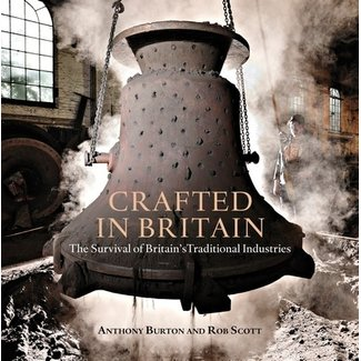 Crafted In Britain Book