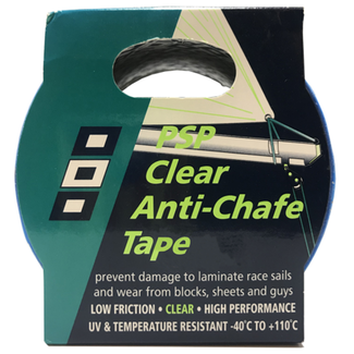 PSP PSP Clear Anti-Chafe Tape 50mmx3m