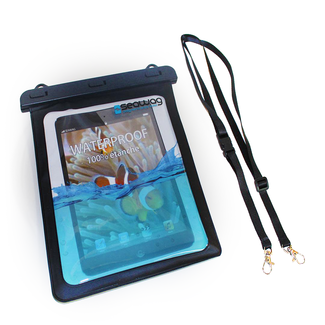 "Seawag Waterproof Tablet Case 10.5"" Black"