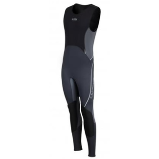 Gill Gill Long John Wetsuit Ash/Grahpite Small