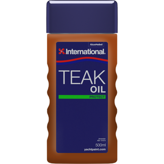 International International Teak Oil 500ml