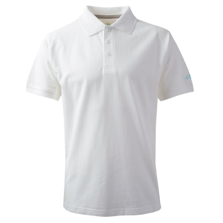 Gill Gill Polo Shirt White