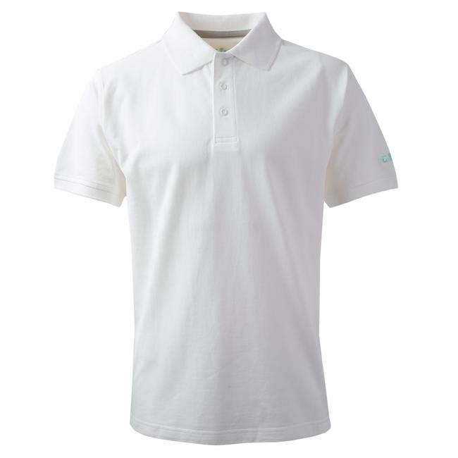 Gill Gill Polo Shirt White