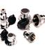 Waterproof Socket - 5/7 Amp Socket 4 Pin
