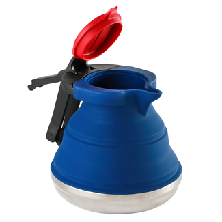 Collapsible Kettle Blue