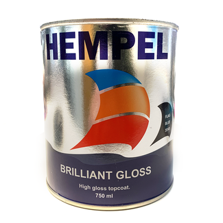 Hempel Hempel Brilliant Gloss Flag Blue 750ml