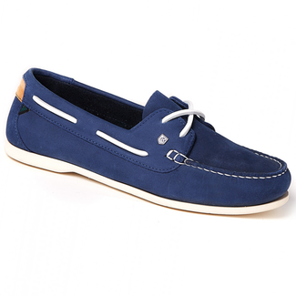 Dubarry Dubarry Aruba Womens Deck Shoes Royal Blue 2020