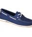 Dubarry Aruba Womens Deck Shoes Royal Blue 2021