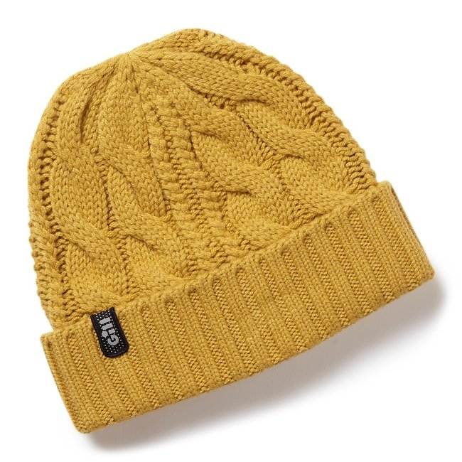 Gill Cable Knit Beanie 2021