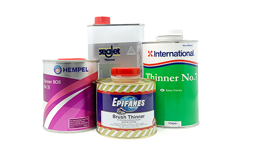 Thinners & Degreasers
