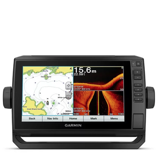 Garmin Garmin Echomap Plus 95sv Chartplotter, With UK & Ireland Chart, Exc Transducer