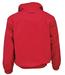 Maindeck Crew Jacket Red with Navy Fleece