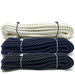 The Rope People Pre-Spliced 3 Strand Polyester 10mm Mooring Line Rope with Soft Eye