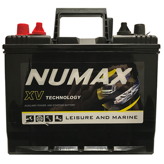 Numax Numax XV-HC Dual Marine Sealed Battery 12V 86AH C20