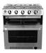 Aqua Chef V5030 3 Burner Hob, Grill & Oven