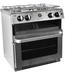 Aqua Chef V5020 2 Burner Hob, Grill & Oven