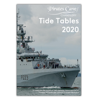 Pirates Cave Value Tide Table 2020