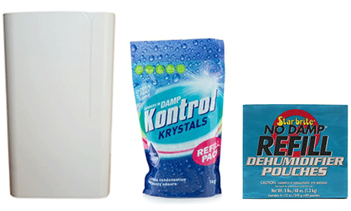Moisture Traps & Dehumidifiers