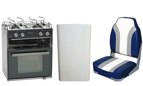 Galley, Cabin & Deck Equipment