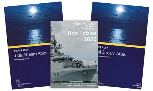 Tidal Atlases & Tables