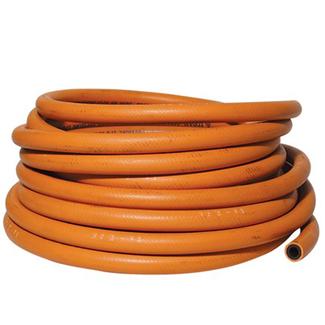 Aquafax Orange Rubber Gas Hose